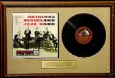 DIXIELAND JAZZ Band  orig rare10 inch LP Presentation